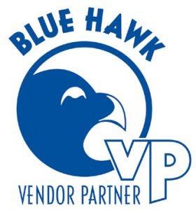 BlueHawk Vendor Partner Logo