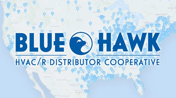 BlueHawk Coop - Arizona Climate Supply is a Proud Member.